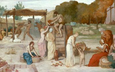 Cinquième note sur l'art: Puvis de Chavannes