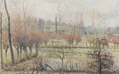 Octave Mirbeau et Camille Pissarro