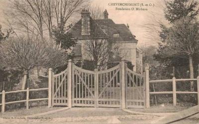 Visites chez Octave Mirbeau dans la maison de ses rêves à Cheverchemont