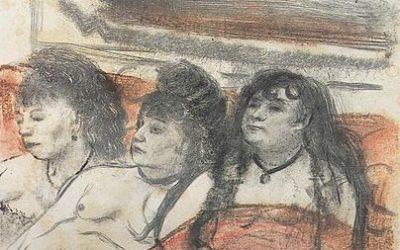 Sixième note sur l'art: EdgarDegas